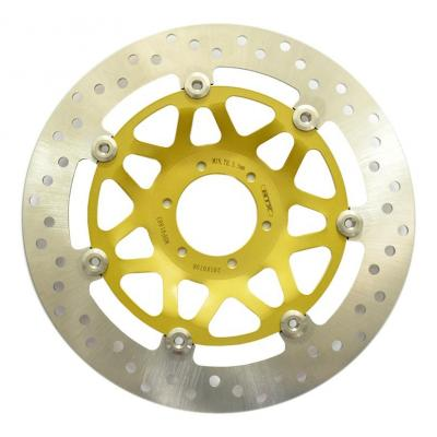 Disque de frein MTX Disc Brake flottant Ø 296 mm avant gauche / droit Honda VFR 800 98-17