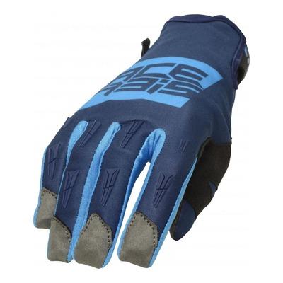 Gants enduro Acerbis MX WP azzuro/bleu