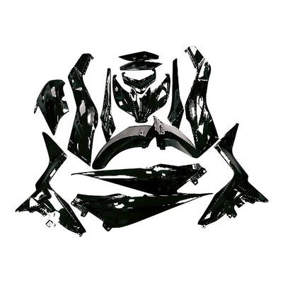 Kit carrosserie noir brillant X-Max 125/250/400 2017-