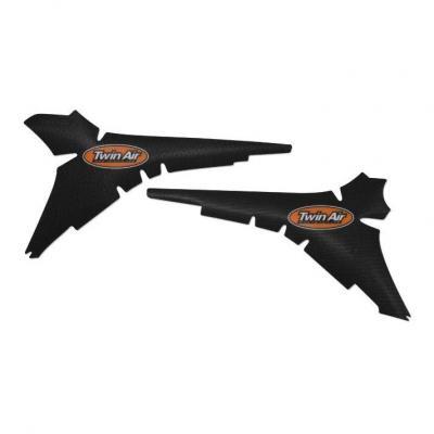 Kit déco anti-dérapant de boite à air TWIN AIR Yamaha 250 YZ-F 19-20 noir