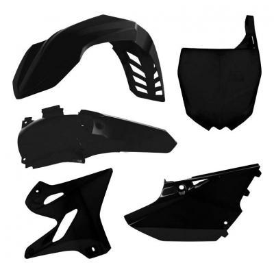 Kit plastique RTech Yamaha 125 YZ 15-21 noir