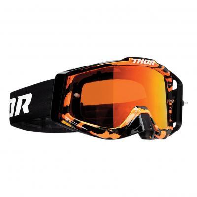 Lunette cross Thor Sniper Pro Rampant orange/noir