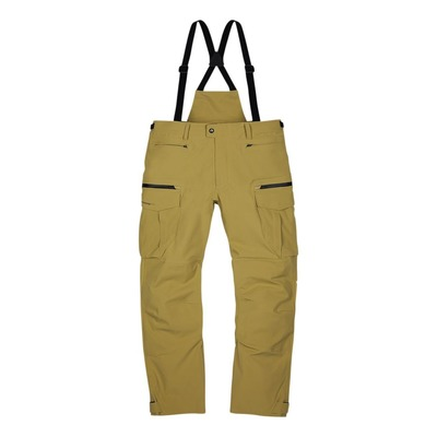 Pantalon textile Icon Stormhawk brun clair WP