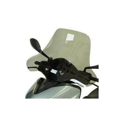 Pare-brise Bullster haute protection 49,5 cm incolore Yamaha X-City 250 2007