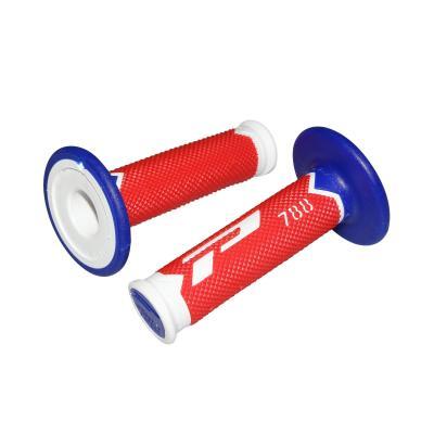Revêtements de poignée Progrip 788 bleu/blanc/rouge