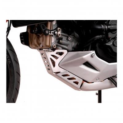 Sabot moteur SW-MOTECH gris Ducati Multistrada 1200 / S 10-14