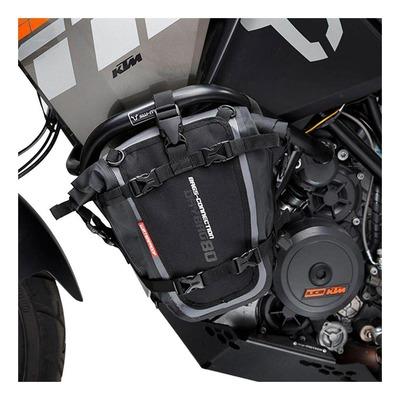 Sac étanche SW-MOTECH Drybag 80 8L gris / noir