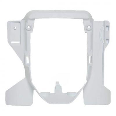 Support plaque phare RTech Husqvarna 250 TE 2020 blanc