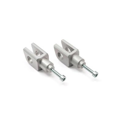 Supports de repose-pieds LSL arrière Suzuki V-Strom 1000 02-10