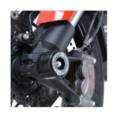 Tampons de protection de fourche R&G Racing Ducati Multistrada 1200 Enduro 16-18