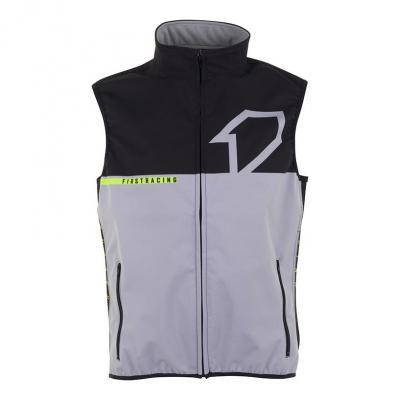 Veste sans manches First Racing Bodywarmer gris/noir