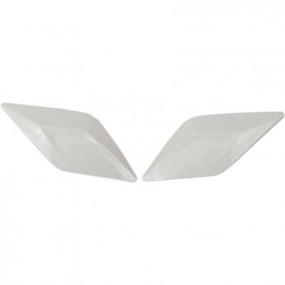 Volets de ventilations frontale Icon pour casque Airflite blanc