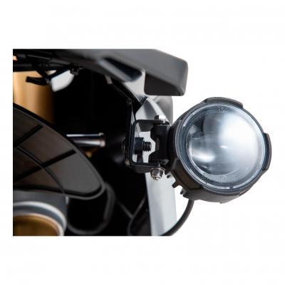 Supports pour feux additionnels SW-MOTECH noir Triumph Tiger 800 18-19