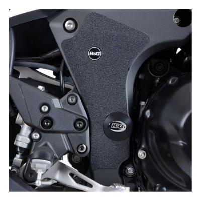 Adhésif anti-frottements R&G Racing noir cadre Kawasaki Z 1000 SX 17-18