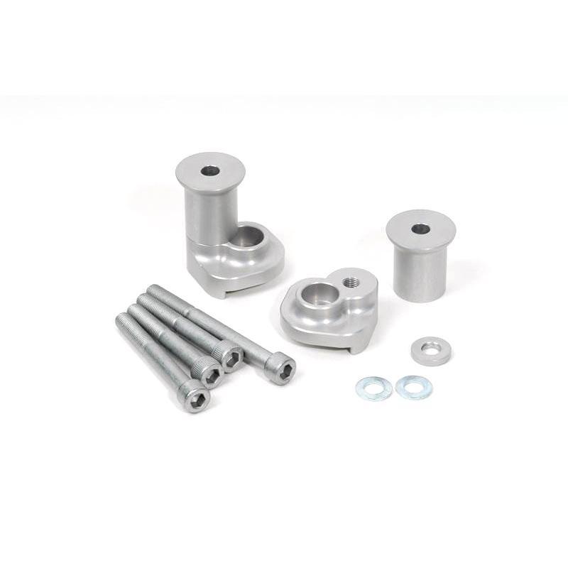 Kit fixation tampon de protection LSL Kawasaki Versys 1000 12-14