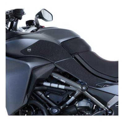 Kit grip de réservoir R&G Racing translucide Ducati Multistrada 1260 2018