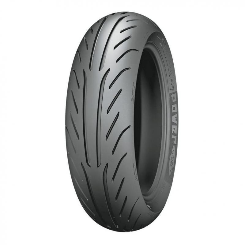 Pneu scooter arrière Michelin Power Pure 140/60-13 57P TL