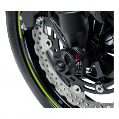 Roulettes de protection de fourche SW-MOTECH Kawasaki Z900 17-18
