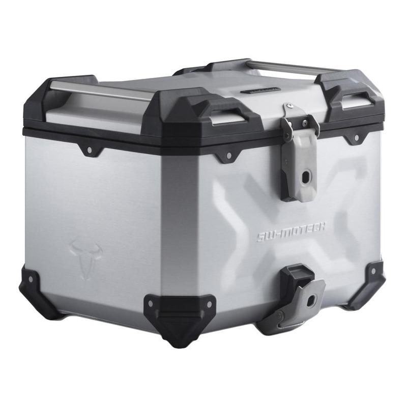 Kit Top-Case SW-MOTECH TRAX ADV 38L gris BMW R 1250 GS 18-21