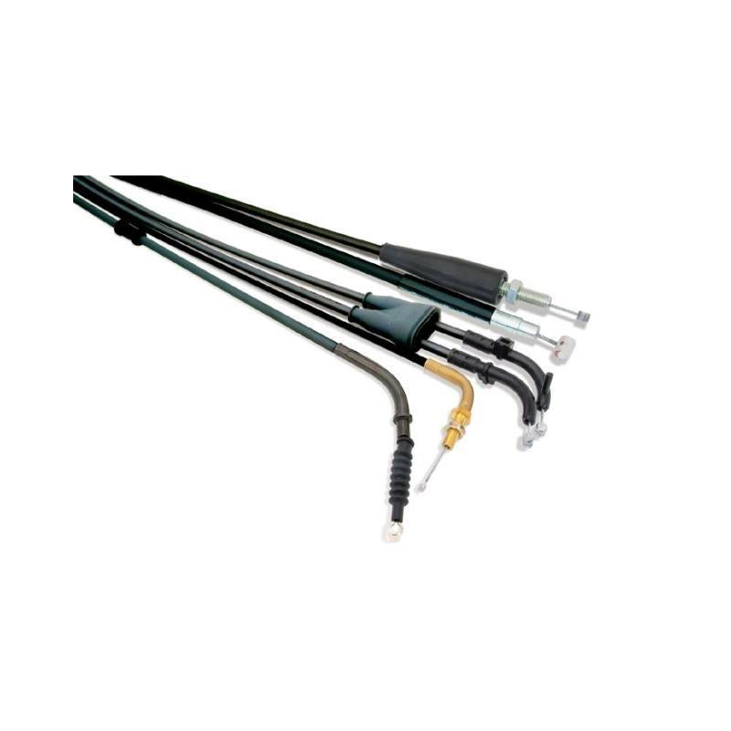 Câbles de retour et tirage de gaz Bihr pour Honda CRF 450 R 13-16
