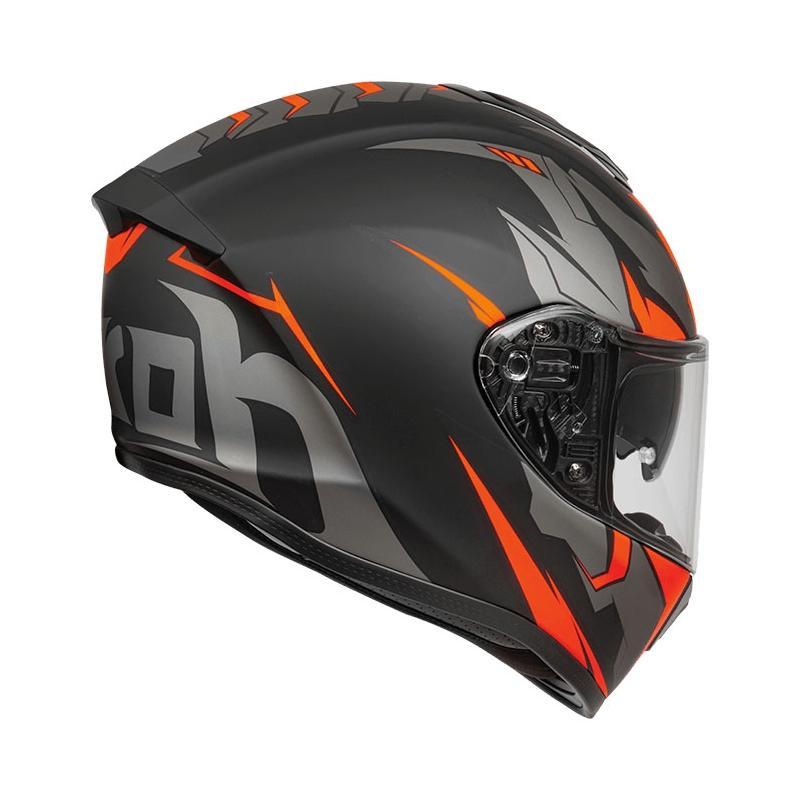 Casque intégral Airoh ST 501 Bionic orange mat - 2