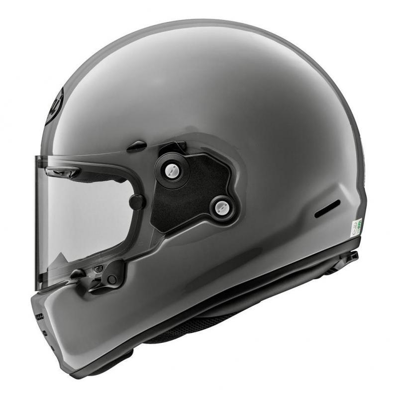 Casque intégral Arai Concept-X Modern gris - 1