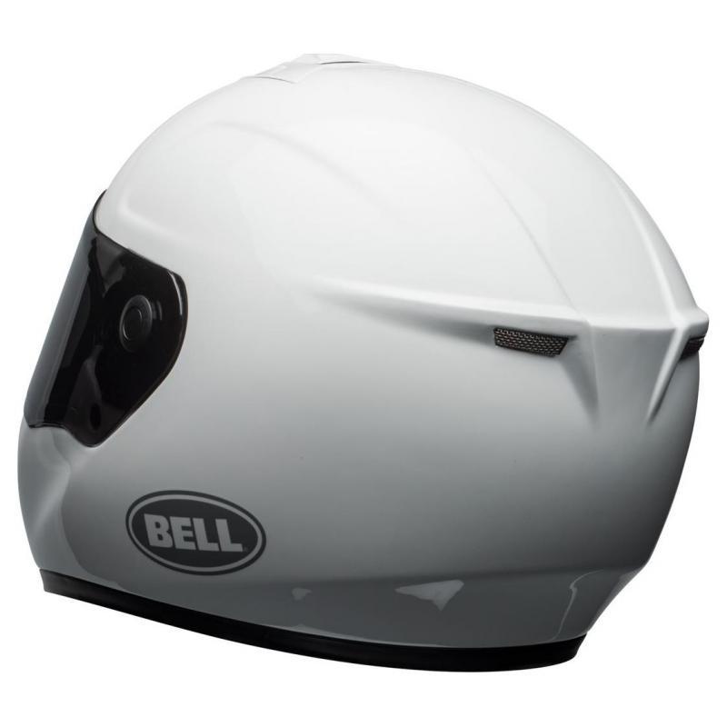 Casque intégral Bell SRT blanc - 5