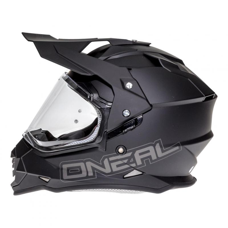 Casque intégral O'Neal Sierra II Flat noir - 1