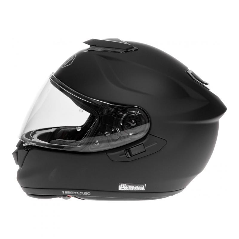 Casque intégral Shoei GT-AIR noir mat - 1