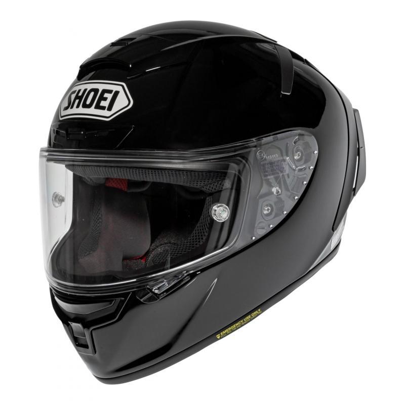 Casque intégral Shoei X-Spirit III noir
