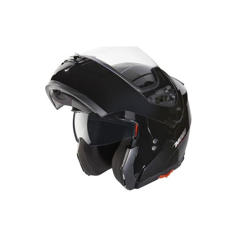 Casque modulable Nox N964 noir brillant