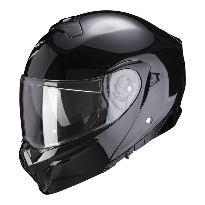 Casque modulable Scorpion EXO-930 Solid noir