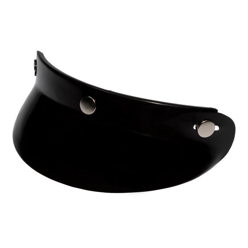 Casquette de casque Nox Nova noir brillant