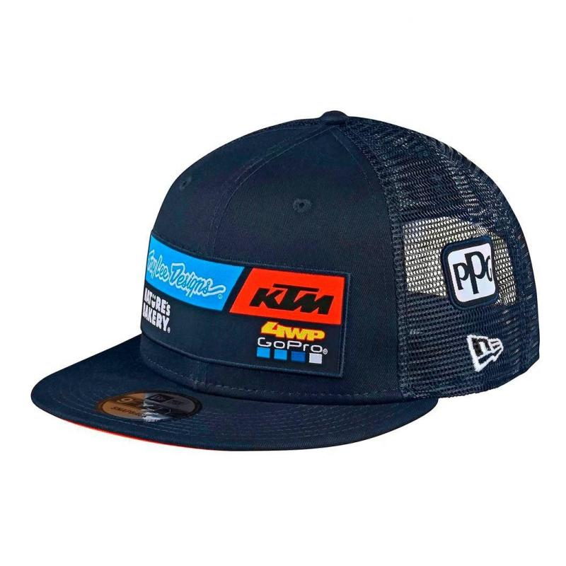 Casquette snapback Troy Lee Designs Team KTM 2020 navy