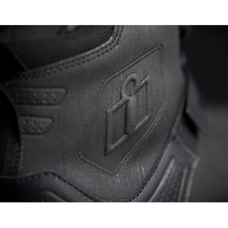Chaussures moto Icon Superduty 5 noir - 4