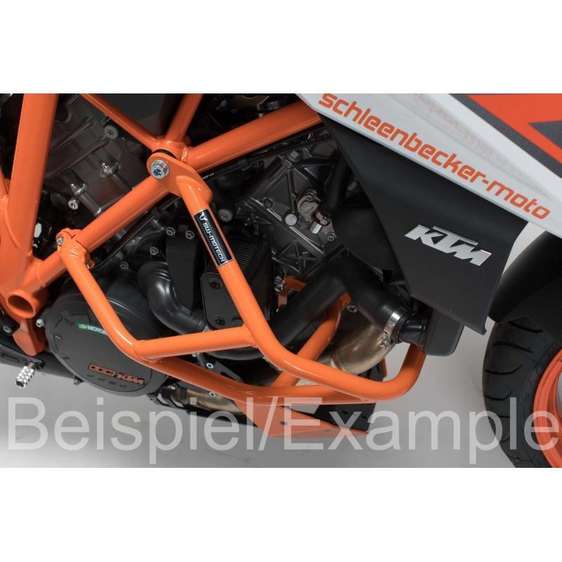 Crashbar noir SW-Motech KTM 1290 Superduke R 14-18 - 1