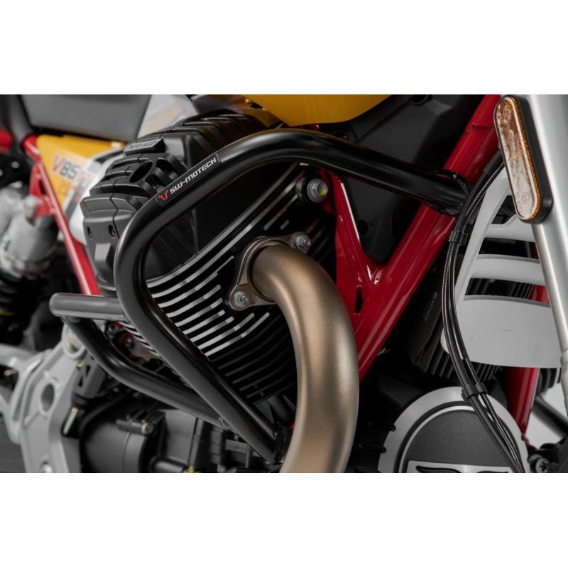 Crashbar noir SW-Motech Moto Guzzi V85 TT 2019 - 3