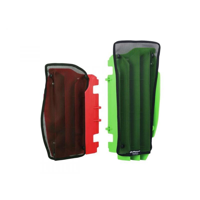 Filet de radiateur Polisport Kawasaki 450 KX-F 16-21 noir