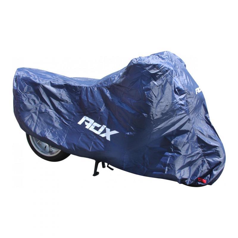 Housse de protection moto ADX étanche bleu M - 2