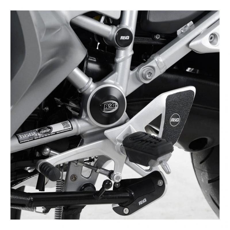 Insert de cadre R&G Racing noir BMW R 1200 R 15-18