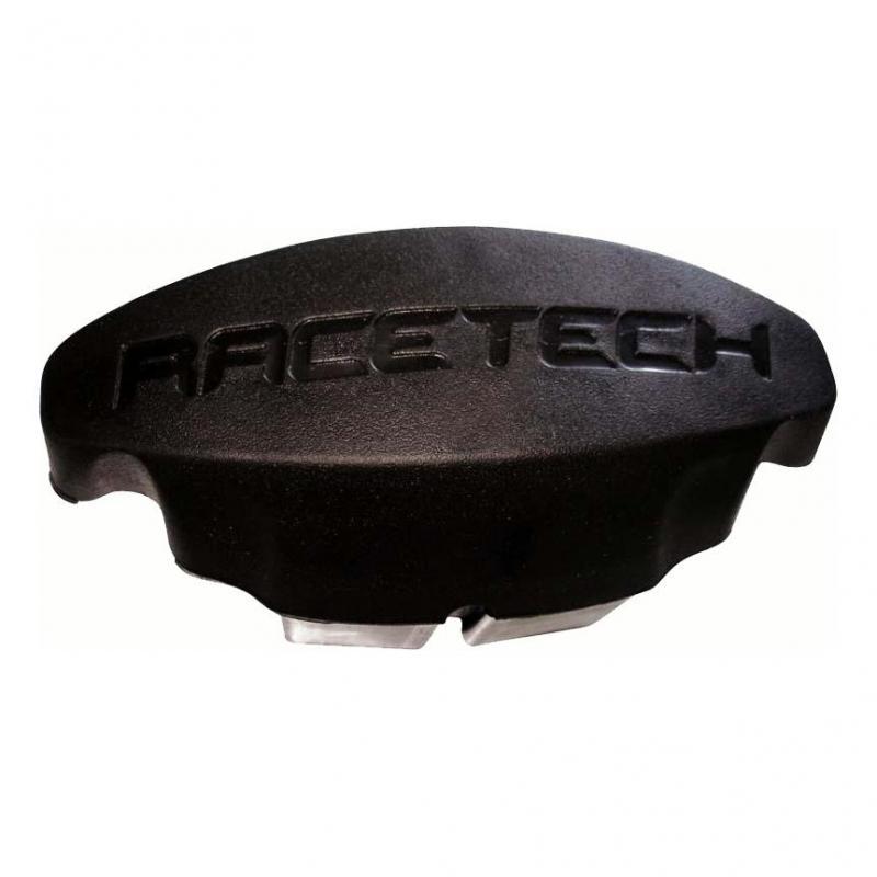 Mousse de guidon RTech ovale noir pour guidon Ø 28,6 mm