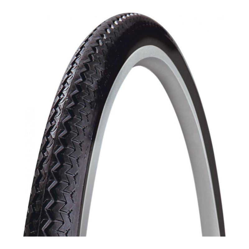 Pneu vélo City Michelin World Tour TR beige/noir (27,5 X 1.40'')