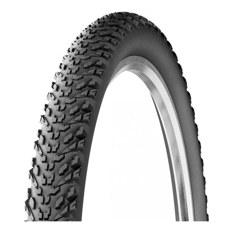 Pneu vélo VTT Michelin Country Dry 2 TR noir (26 x 2.00'')
