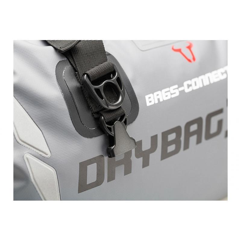 Sac de selle SW-MOTECH Drybag 350 35L gris / noir - 4