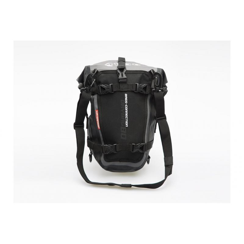 Sac étanche SW-MOTECH Drybag 80 8L gris / noir - 2