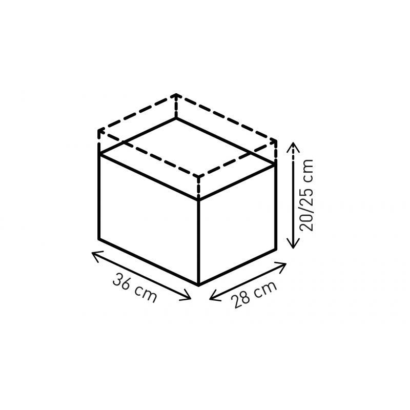 Sacoche de réservoir SW-Motech Evo City noire / grise - 4