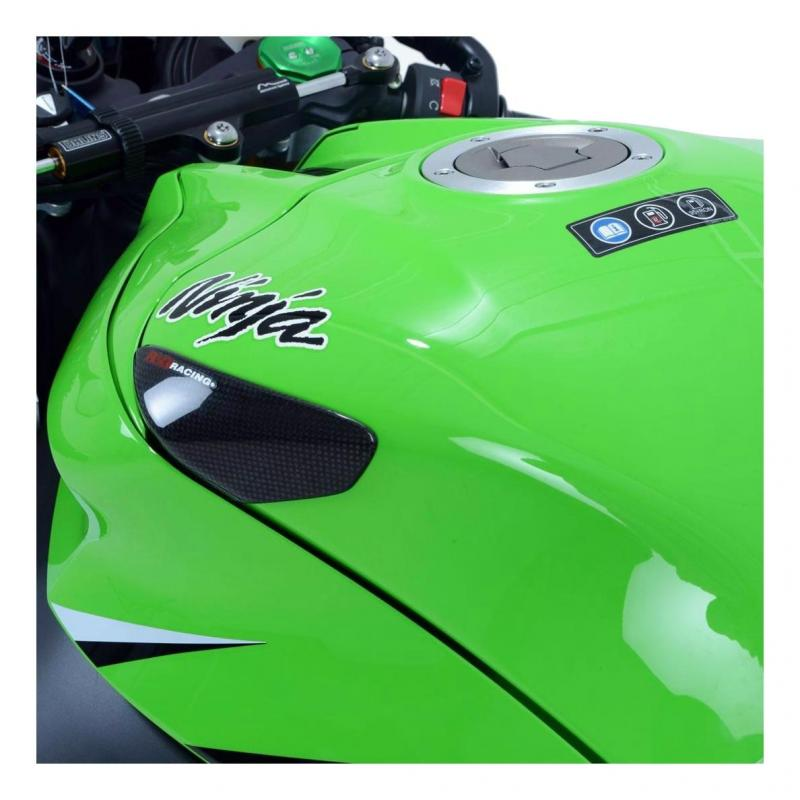 Slider de réservoir R&G Racing carbone Kawasaki ZX-10R 11-18
