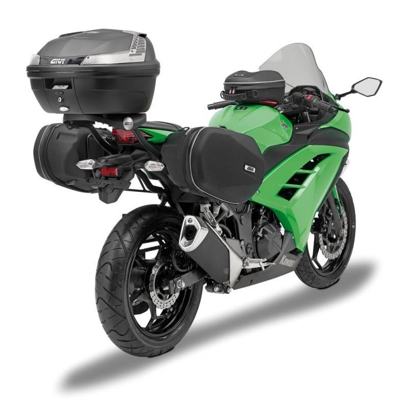 Supports pour sacoches latérales Givi Kawasaki Ninja 300 13-17