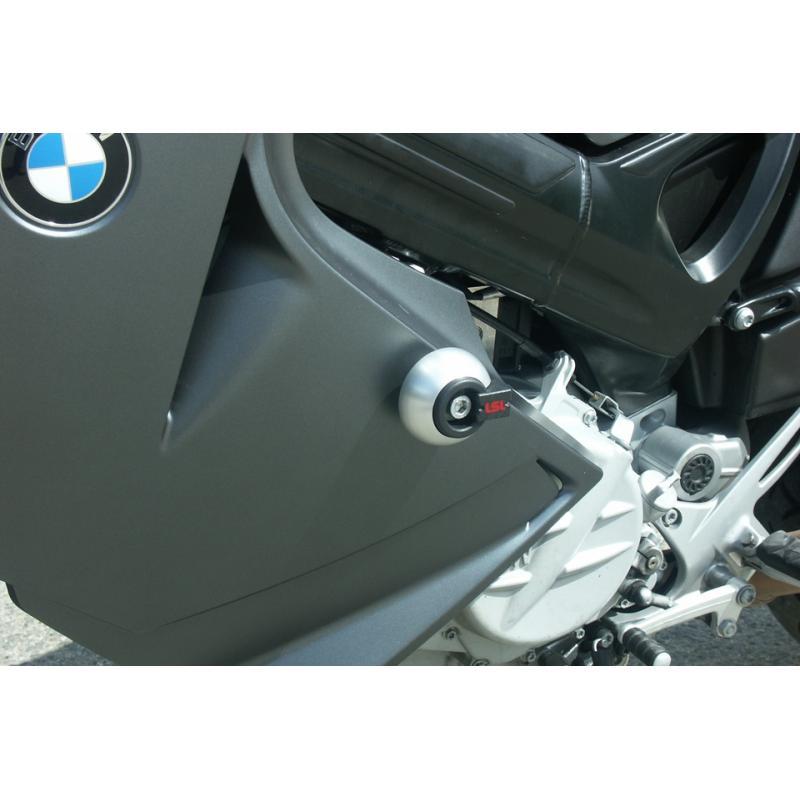 Kit fixation sur moteur pour tampon de protection LSL BMW F 800 ST 06-12