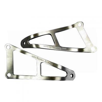 Patte de fixation de silencieux R&G Racing aluminium Honda CBR 900 RR 00-01 l'unité